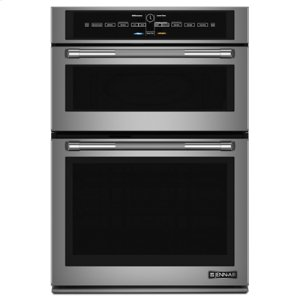 """JennairPro-Style® 30"""" Microwave/Wall Oven with V2 Vertical Dual-Fan Convection System"""