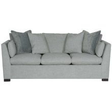 Serenity Short Sofa in Mocha (751)