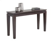 Asia Console Table - Espresso Product Image