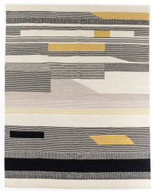 9'x12' Size Zuni Graphic Print Rug