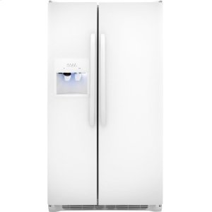 CrosleyCrosley Side By Side Refrigerator - White