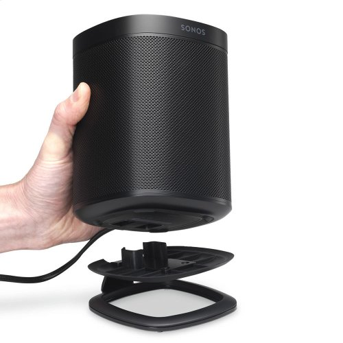 Black- A stylish and compact desktop solution.