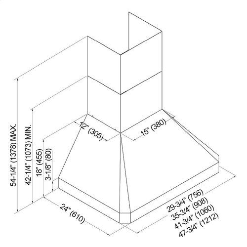 Wall Mount RA02 SQB-1 Series Series