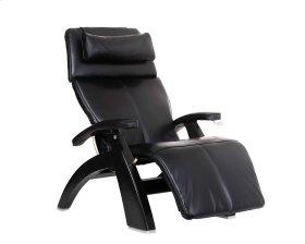 Perfect Chair PC-420 Classic Manual Plus - Black Top-Grain Leather - Matte Black