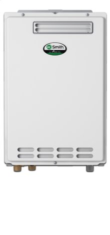 Tankless Water Heater Non-Condensing Outdoor 190,000 BTU Natural Gas
