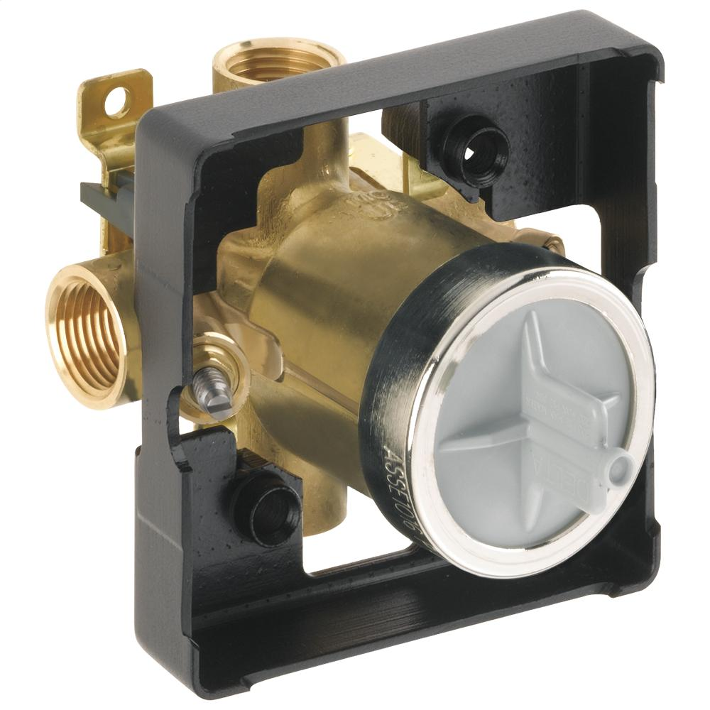 NA MultiChoice ® Universal Tub / Shower Rough - IPS Inlets / Outlets
