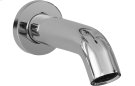 """6"""" Contemporary Tub Spout Product Image"""