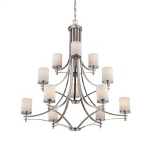 Colton 12 Light Chandelier