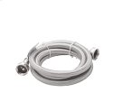 Smart Choice 6' Stainless Steel Drain Hose Product Image