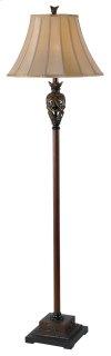 Iron Lace - Floor Lamp