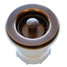 "DR220 2"" Jr. Strainer in Solid Copper"
