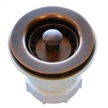 """DR220 2"""" Jr. Strainer in Solid Copper"""
