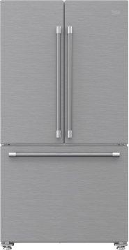 36 Inch Counter Depth French Door Refrigerator