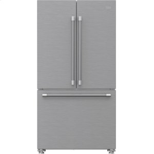 Beko36 Inch Counter Depth French Door Refrigerator