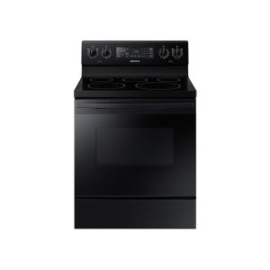 Samsung Appliances5.9 cu. ft. Freestanding Electric Range with Convection in Black