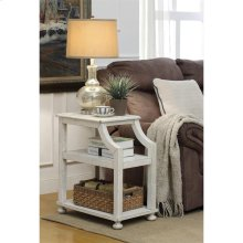 Chairside Accent Table