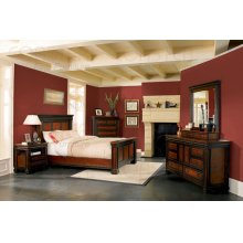 """DRESSER/TWO TONE 68""""WX20""""DX37""""H"""