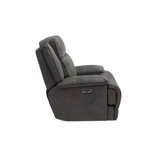 Lawson Gray Recliner