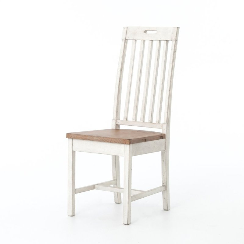 Driftwood Natural Finish Cintra Dining Chair