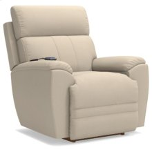 Talladega Power Rocking Recliner w/ Head Rest & Lumbar