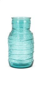 Martinique Small Recycled Glass Vase Product Image