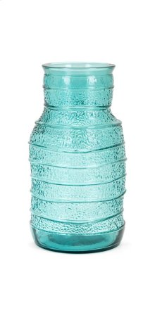 Martinique Small Recycled Glass Vase