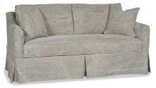 VINCENT - 122-75 SKIRTED SLIP (Sofas and Loveseats)
