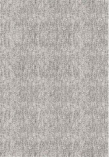 Tobiano Tob01 Silver Rectangle Rug 4' X 6'