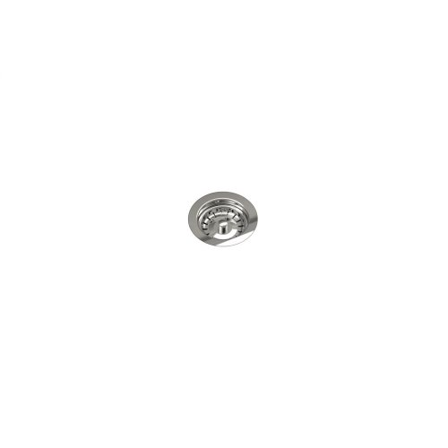 """Drain 100121 - Stainless steel sink accessory , Polished Chrome, 3 1/2"""""""