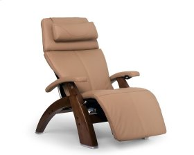 Perfect Chair PC-600 Omni-Motion Silhouette - Sand Top Grain Leather - Walnut