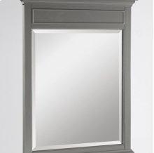 "Smithfield 28"" Mirror - Medium Gray"