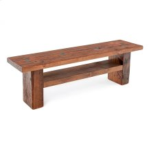 Timber Plank T.V. Stand