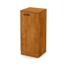 Narrow Storage Cabinet - Country Pine