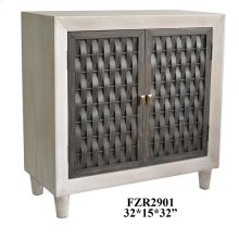 """32X15X32"""" WOODEN CABINET, 1 PC PK, 10.79'"""