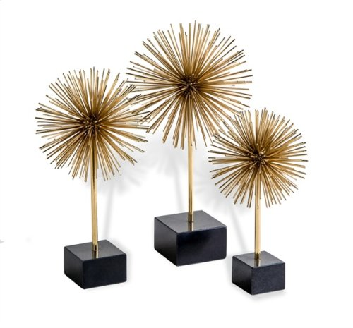 Brass Urchins