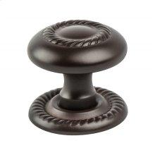 Advantage Plus Four Oil Rubbed Bronze Light Roped Knob
