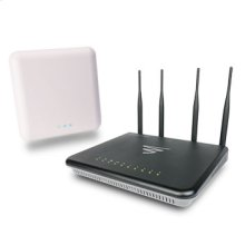 Wireless Router Kit - EPIC 3 AC3100 Wireless Router & Controller W/ Domotz, Router Limits and XAP-1510 AC1900 Access Pointt
