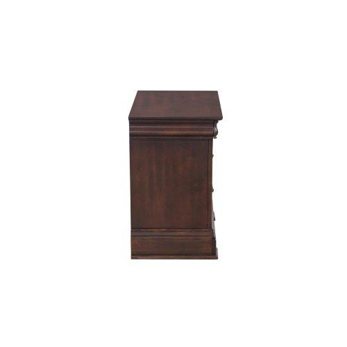 Night Stand, Hidden Drawer