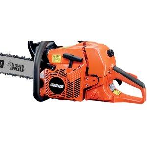 CS-590 Timber Wolf 59.8cc Professional-Grade Chain Saw