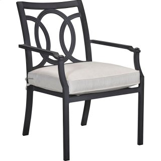 Raleigh Dining Arm Chair