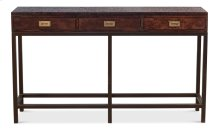 Campaign Embossed Console