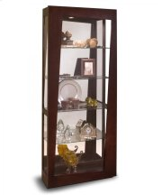 10730 LYNX - 2 WAY SLIDING DOOR ACCENT CABINET Product Image