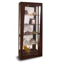 10730 LYNX - 2 WAY SLIDING DOOR ACCENT CABINET