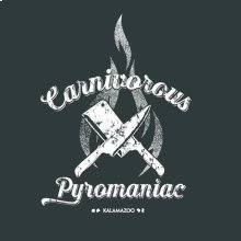 Carnivorous Pyromaniac Work Shirt