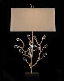 Budding Crystal Table Lamp