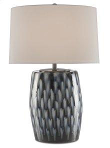 Milner Blue Table Lamp