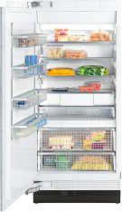 F 1913 SF MasterCool freezer More space and maximum convenience with IceMaker and telescopic drawers Product Image