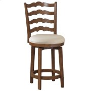 Big and Tall Ladderback Counter Stool Product Image