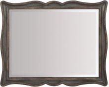 Arabella Landscape Mirror