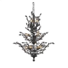 2011 Orchid Collection Hanging Fixture Dark Bronze Finish